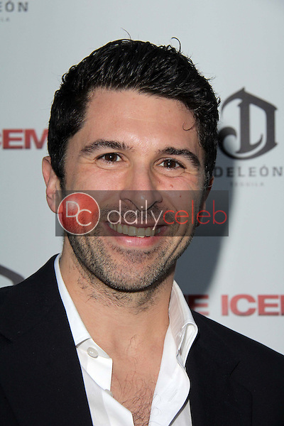 """Todd Gallagher<br /> at """"The Iceman"""" Red Carpet, Arclight Theater, Hollywood, CA 04-22-13<br /> David Edwards/DailyCeleb.Com 818-249-4998"""