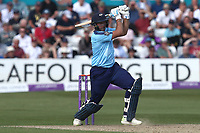 Tim Bresnan in batting action for Yorkshire during Essex Eagles vs Yorkshire Vikings, Royal London One-Day Cup Play-Off Cricket at The Cloudfm County Ground on 14th June 2018