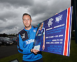 Danny Wilson promotes the game against Peterhead