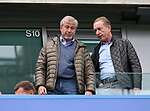 Chelsea's Roman Abramovich looks on during the Premier League match at the Stamford Bridge Stadium, London. Picture date: April 1st, 2017. Pic credit should read: David Klein/Sportimage via PA Images