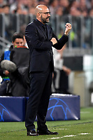 Peter Bosz coach of Leverkusen <br /> Torino 01/10/2019 Juventus Stadium <br /> Football Champions League 2019//2020 <br /> Group Stage Group D <br /> Juventus - Leverkusen <br /> Photo Andrea Staccioli / Insidefoto
