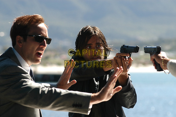 Nicolas Cage, Jared Leto<br /> in Lord of War (2005) <br /> *Filmstill - Editorial Use Only*<br /> CAP/NFS<br /> Supplied by Capital Pictures