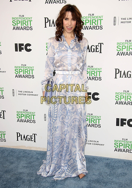 SANTA MONICA, CA - March 01: Sally Hawkins at the 2014 Film Independent Spirit Awards Arrivals, Santa Monica Beach, Santa Monica,  March 01, 2014. Credit: Janice Ogata/MediaPunch<br /> CAP/MPI/JO<br /> &copy;JO/MPI/Capital Pictures