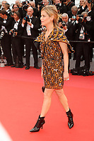 CANNES, FRANCE -  Marina Fois attends 'The Dead don't Die' preMeiere during the 72nd annual Cannes Film Festival on May 14, 2019 in Cannes, France. <br /> CAP/GOL<br /> &copy;GOL/Capital Pictures
