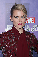 NEW YORK, NY - MARCH 7:  Rachael Taylor  at Marvel&rsquo;s Jessica Jones Season 2 Premiere at  AMC Loews Lincoln Square on March 7, 2018 in New York City. <br /> CAP/MPI99<br /> &copy;MPI99/Capital Pictures