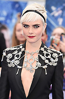 "Cara Delevingne<br /> at the ""Valerian"" European premiere, Cineworld Empire Leicester Square, London. <br /> <br /> <br /> ©Ash Knotek  D3290  24/07/2017"