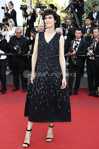 Clotilde Hesme attending the closing-night of the 70th Cannes Film Festival at the Palais des Festivals on May 28, 2017in Cannes, France | Verwendung weltweit/picture alliance /MediaPunch ***FOR USA ONLY***