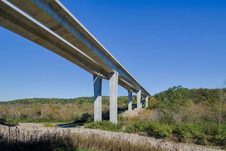 US I-71 Jeremiah Morrow Bridge   HNTB & Kokosing Construction Company