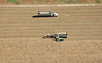 Harvest.  Northern Colorado, near Windsor. Oct 2009