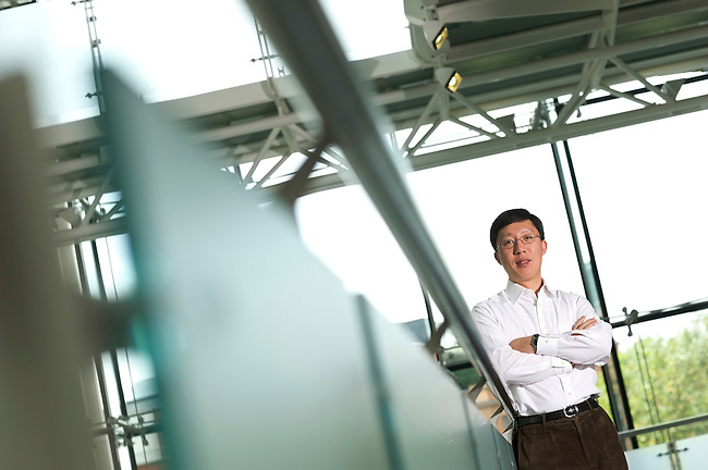 Yan Huo, co-founder of Capula Investment Management in London, UK.