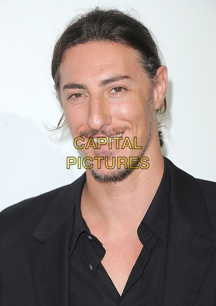 "Eric Balfour.""The Book of Mormon"" Hollywood Opening night Held At The Pantages theatre, Hollywood, California, USA..September 12th, 2012.headshot portrait black goatee facial hair .CAP/DVS.©DVS/Capital Pictures."