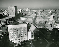 1961 December 26..Redevelopment.Downtown North (R-8)..Downtown Progress..North View from VNB Building..HAYCOX PHOTORAMIC INC..NEG# C-61-5-100.NRHA#..