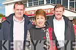 Listowel Races on Saturday: Attending Listowel races on Saturday last were Pat & Nora Mary O'Hanlon & Martin O'Hanlon.