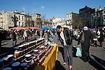 20080202 - France - Aquitaine - Bordeaux<br /> LE MARCHE SAINT-MICHEL, PLACE SAINT-MICHEL A BORDEAUX.<br /> Ref : MARCHE_022.jpg - © Philippe Noisette.