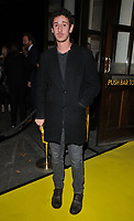 Al Weaver at the &quot;Glengarry Glen Ross&quot; press night, Playhouse Theatre, Northumberland Avenue, London, England, UK, on Thursday 09 November 2017.<br /> CAP/CAN<br /> &copy;CAN/Capital Pictures