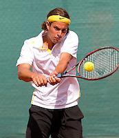 19-08-11, Tennis, Amstelveen, Nationale Tennis Kampioenschappen, NTK, Peter Lucassen