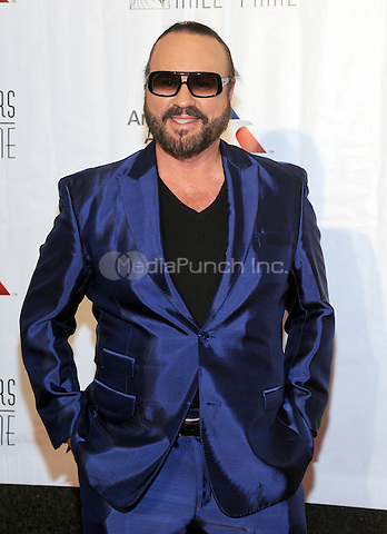 NEW YORK, NY - JUNE 09:  Desmond Child attends the 47th Annual Songwriters Hall Of Fame Induction And Awards Gala at The New York Marriott Marquis on June 9, 2016 in New York City.  Photo Credit:John Palmer/ Media Punch