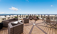 BNPS.co.uk (01202 558833)<br /> Pic: Jackson-Stops/BNPS<br /> <br /> Luxury accomadation with a view that'll knock your socks off...<br /> <br /> A historic tower home that has hosted royalty, politicians and rock stars has become available to rent for almost £6,000 a month.<br /> <br /> Ruxley Tower was originally built by The Rt Hon Lord Thomas Foley in 1870 for his wife Evelyne.  Queen Victoria is said to have once taken tea in the drawing room.<br /> <br /> In 2009 the quirky property was rented out to Rolling Stones guitarist Ronnie Wood for two years after his split from wife Jo. The 80ft tower is available to rent through agents Jackson-Stops.