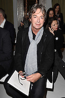 Julian Clary<br /> at the Jasper Conran AW17 show as part of London Fashion Week AW17 at Claridges, London.<br /> <br /> <br /> ©Ash Knotek  D3230  17/02/2017