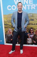 "Tony Hale at the World Premiere of ""WINE COUNTRY"" at the Paris Theater in New York, New York , USA, 08 May 2019"