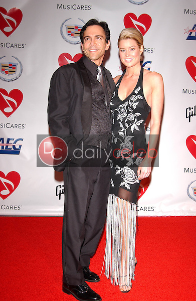 Dr. Bill Dorfman and Jennifer Murphy<br />