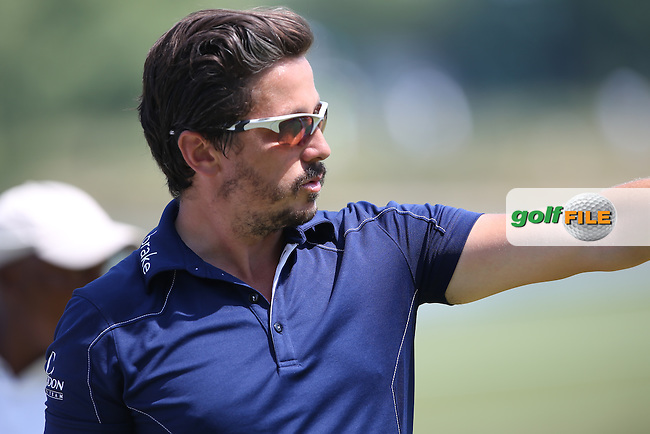 Mike Lorenzo-Vera (FRA) during Round Three of the 2015 Lyoness Open powered by Greenfinity at the Diamond Country Club, Atzenbrugg, Vienna, Austria. 13/06/2015. Picture: Golffile | David Lloyd<br /> <br /> All photos usage must carry mandatory copyright credit (&copy; Golffile | David Lloyd)