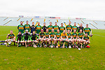 The Kerry team to beat Westmeath in the Allianz Hurling League Division 2A Final, Westmeath v Kerry. Gaelic Grounds, Limerick, Saturday 4th April 2015.