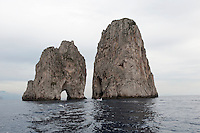 Italy, Campania, Napoli, Capri, Isola di Capri, Capri Island, Mediterraneo