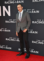 "LOS ANGELES, USA. August 02, 2019: Peter Ciuffa at the premiere of ""The Art of Racing in the Rain"" at the El Capitan Theatre.<br /> Picture: Paul Smith/Featureflash"