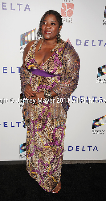 "CULVER CITY, CA - OCTOBER 15: Loretta Devine attends the The 6th Annual ""A Fine Romance"" Event at Sony Pictures Studios on October 15, 2011 in Culver City, California."