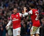 180114 Arsenal v Fulham