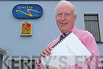 Contract: Donal Lucey, Group General Manager at Spectra Listowel who were the Irish arm of a consortium awarded with the national speed camera contract.    Copyright Kerry's Eye 2008