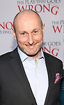 Mark Bell attends 'The Play That Goes Wrong' Broadway Opening Night at the Lyceum Theatre on April 2, 2017 in New York City.
