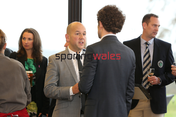 Golf Union Wales Awards 2014<br /> 07.01.15<br /> ©Steve Pope -SPORTINGWALES