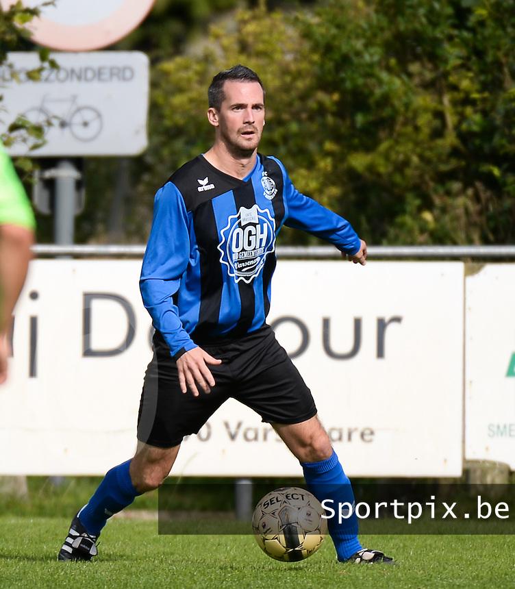 FC Varsenare : Wim Lampo <br /> foto VDB / BART VANDENBROUCKE