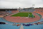 General view, SEPTEMBER 8, 2013 - Athletics : The 82th Japan University Athletics Championship at National Stadium, Tokyo, Japan on Sunday, September 8, 2013. (Photo by AFLO)