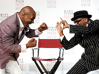 "Tyson & Spike Lee "" Undisputed Truth "" conference - New York"