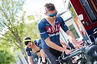 Picture by Allan McKenzie/SWpix.com - 16/07/17 - Cycling - HSBC UK British Cycling Grand Prix Series - Velo29 Altura Stockton Grand Prix - Stockton, England -JLT Condor's Jon Mould.