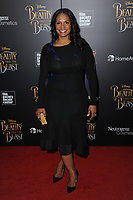 www.acepixs.com<br /> March 13, 2017  New York City<br /> <br /> Audra McDonald arriving at the New York special screening of Disney's live-action adaptation 'Beauty and the Beast' at Alice Tully Hall on March 13, 2017 in New York City.<br /> <br /> Credit: Kristin Callahan/ACE Pictures<br /> <br /> Tel: 646 769 0430<br /> Email: info@acepixs.com