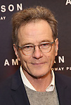 Bryan Cranston attends the Broadway Opening Night of 'AMERICAN SON' at the Booth Theatre on November 4, 2018 in New York City.