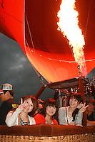 20131023 23 October Hot Air Balloon Cairns