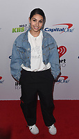 INGLEWOOD, CA - NOVEMBER 30: Alessia Cara attends 102.7 KIIS FM's Jingle Ball 2018 Presented by Capital One at The Forum on November 30, 2018 in Inglewood, California. <br /> CAP/MPIIS<br /> &copy;MPIIS/Capital Pictures