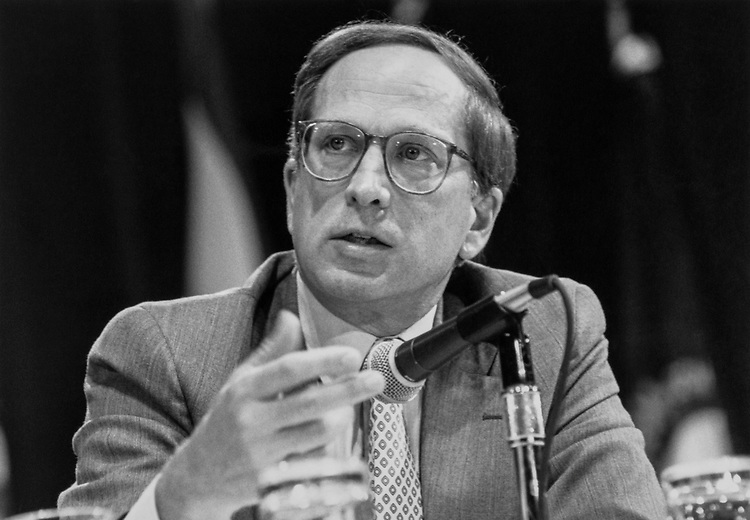 Sen. Sam Nunn, D-Ga. (Photo by CQ Roll Call)