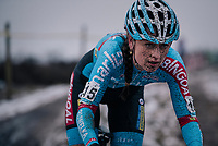2018/2019 CX sensation Denise Betsema (NED/Marlux-Bingoal)<br /> <br /> women's race<br /> Superprestige Zonhoven (BEL) 2018