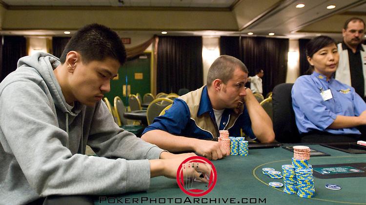 Shi Jia Liu is all in.
