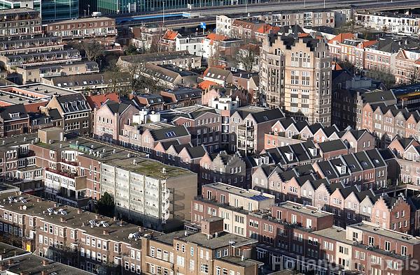 Nederland - Den Haag-  2018.  Wijk in Den Haag centrum.  Foto Berlinda van Dam / Hollandse Hoogte