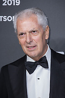 "Marco Tronchetti Provera (Pirelli's President) attends the gala night for official presentation of the Presentation of the Pirelli Calendar 2019 ""The cal"" held at the Hangar Bicocca. Milan (Italy) on december 5, 2018. Credit: Action Press/MediaPunch ***FOR USA ONLY***"
