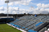 General view of the away end (Brian Moore Stand) during Gillingham vs Portsmouth, Sky Bet EFL League 1 Football at the MEMS Priestfield Stadium on 8th October 2017
