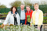 Kerry Parents & Friends Garden Fete: Attending the annual Kerry Parents & Friends Associstion Garden Fete in Listowel on Sunday last were Lucy Trant Guiney, TV personslity Dermot O'Neill, Mary Griffin &  Mary Jane Reidy.