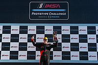 LMP3 Masters, #75 Performance Tech Motorsports, Ligier JS P3, LMP3: Cameron Cassels (M)